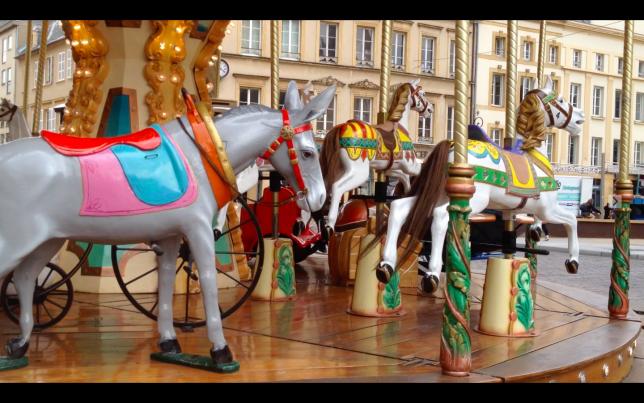 Manège de la Place Saint-Louis, Metz