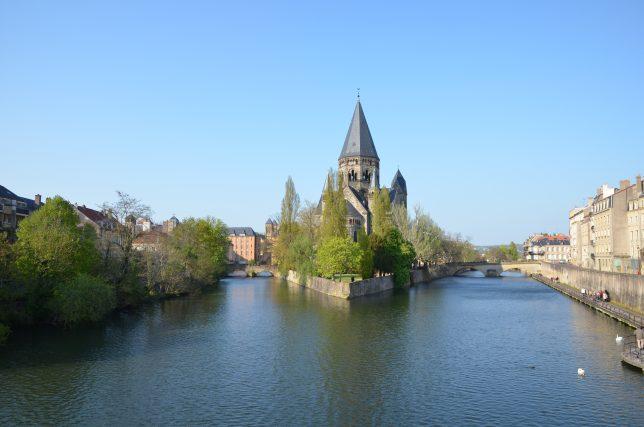 Le Temple Neuf, Metz