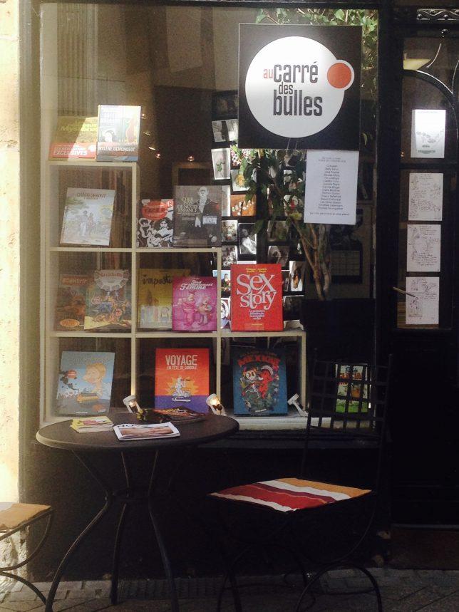 Halte lecture au Carré des Bulles, Metz