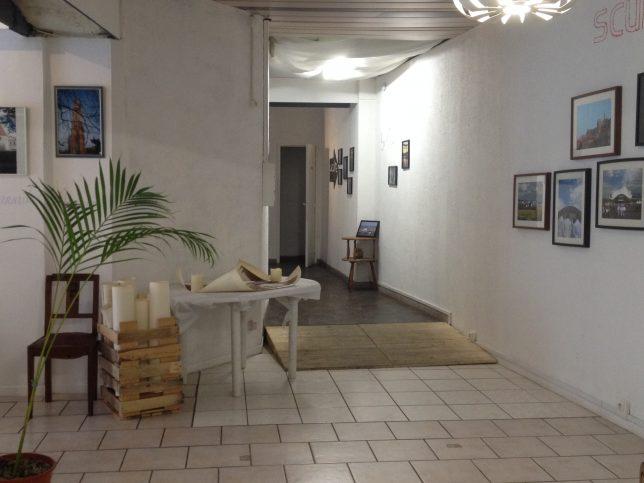 Hall Partage de Metz
