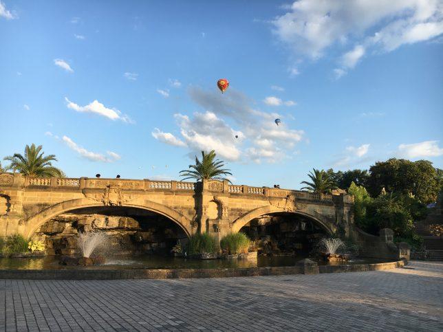 Montgolfiades Metz 2016