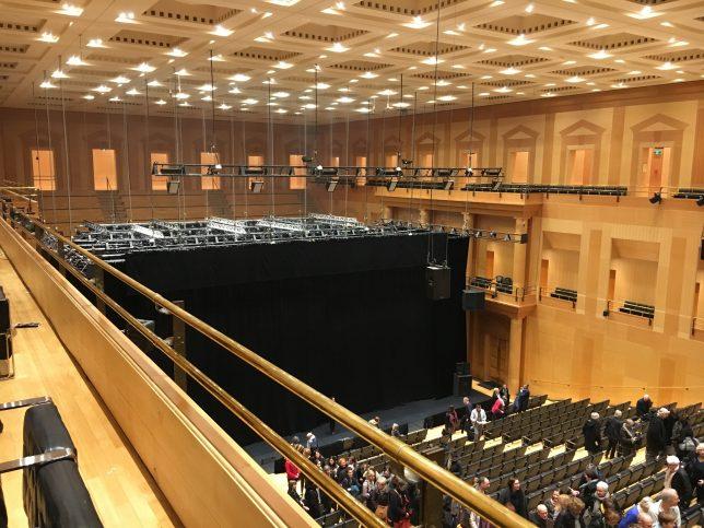 Grande salle de concert de l'Arsenal, Metz