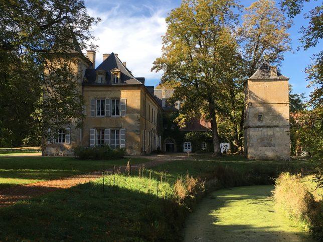 Château de Kreisch et son colombier