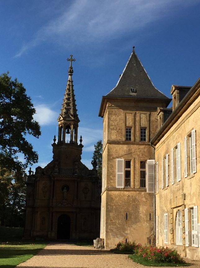 Domaine du château de Preisch